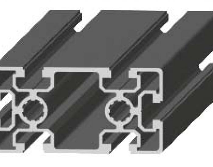 Perfil de Aluminio Básico 50 x 100 Canal de 10 mm Ref. 5054