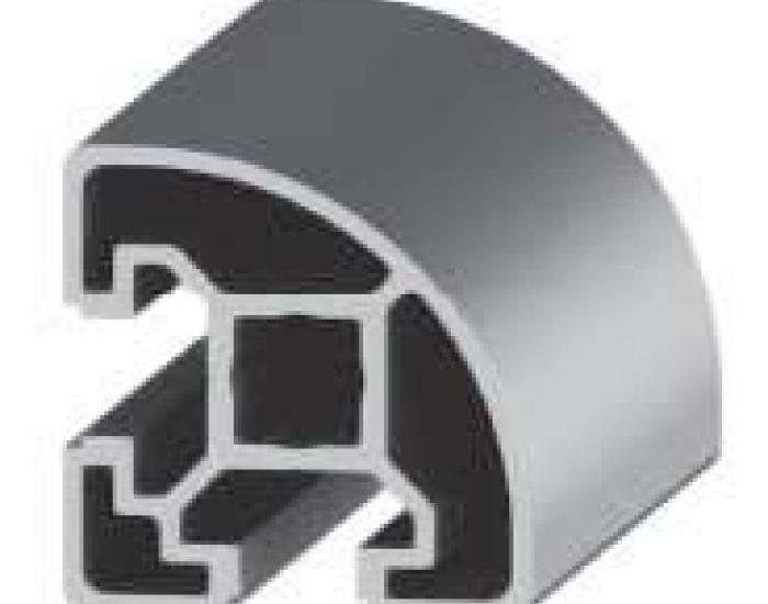 Perfil de Aluminio MC-40 Canal de 10 mm Ref. 50091