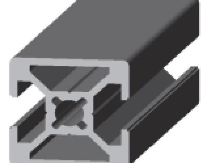 Perfil 30 x 30 (2 Caras Lisas a 180º) Ref. 5025