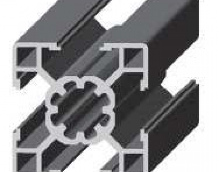 Perfil de Aluminio 35 x 35 Canal de 10 mm Ref. 5008