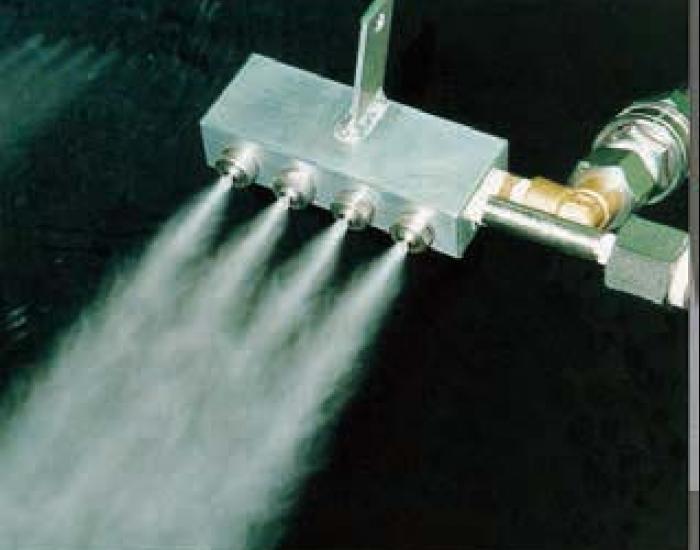 Boquillas Hidroneumáticas para Pulverización IKEUCHI