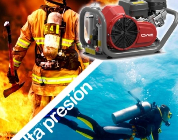 Compresores Alta Presión
