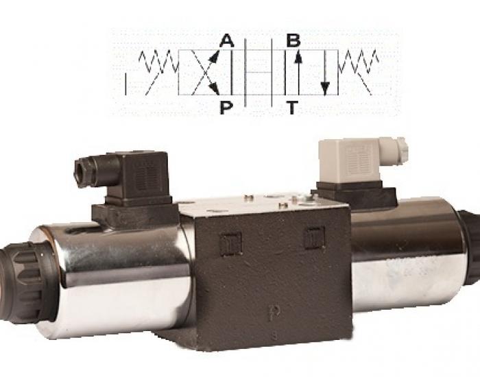 Electroválvulas y Placas Base