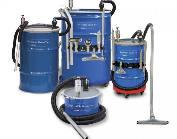 Sistemas de Limpieza y Aspiración Industrial