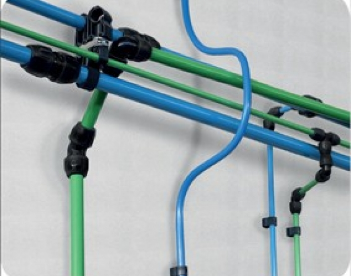 Redes de Aire Comprimido, Vacío, Nitrógeno, etc.