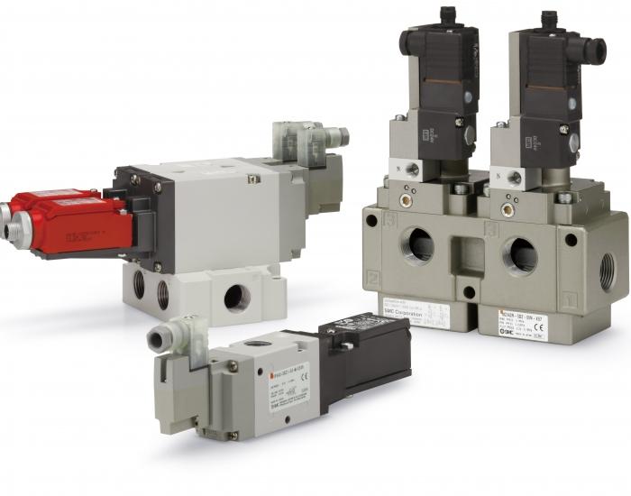 Valvulas de seguridad de descarga (ISO 13849)